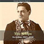 Tito Schipa Great Opera Singers / Tito Schipa - Recordings 1925-1930