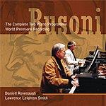Daniell Revenaugh The Busoni Two Piano Programme