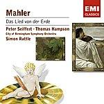 Thomas Hampson Mahler: Das Lied Von Der Erde