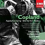 Enrique Bátiz Copland: Orchestral Works