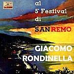 "Giacomo Rondinella Vintage Italian Song Nº 28 - Eps Collectors, ""san Remo 5ª Festival"""