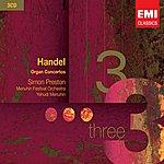 Yehudi Menuhin Handel: Organ Concertos