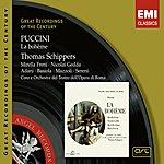 Thomas Schippers Puccini: La Bohème
