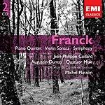Jean-Philippe Collard Franck: Piano Quintet/Violin Sonata/Symphony