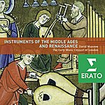 David Munrow Instruments Of Middle Age And Renaissance