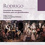 André Previn Rodrigo: Concierto De Aranjuez Etc