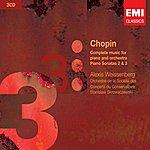 Alexis Weissenberg Chopin: Piano Concertos Etc.