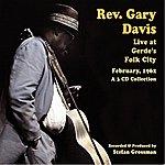 Reverend Gary Davis Live At Gerde's Folk City