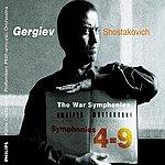 Kirov Orchestra, St Petersburg Shostakovich: War Symphonies (5 Cds)
