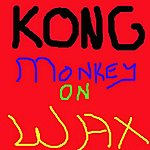 Kong Monkey On Wax