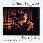 Sheila Jordan Believe En Jazz