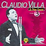 Claudio Villa La Prime Canzoni Vol.3