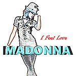 Madonna I Feel Love (3-Track Maxi-Single)