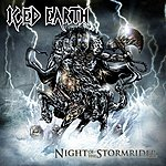 Iced Earth Night Of The Stormrider (Re-Issue)