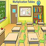 Sammy Multiplication Tables - Single
