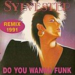 Sylvester Do You Wanna Funk('91 Remix)(2-Track Single)