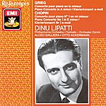 Dinu Lipatti Chopin/Grieg: Piano Concertos