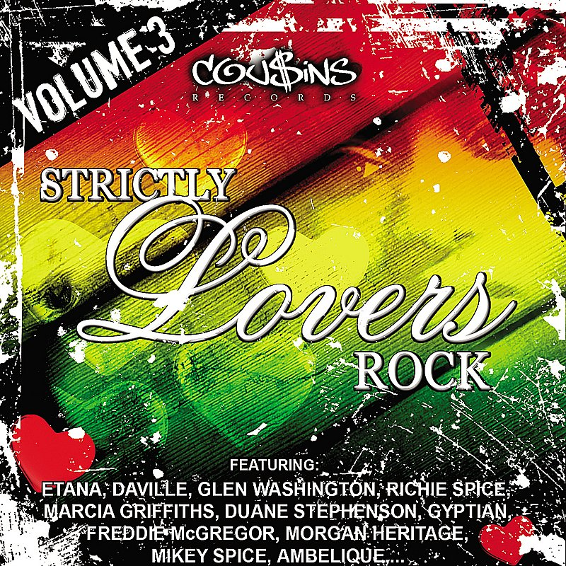 Cover Art: Strictly Lovers Rock Vol. 3