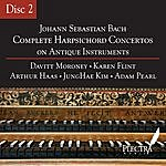 Davitt Moroney Complete Harpsichord Concertos On Antique Instruments - Disc 2