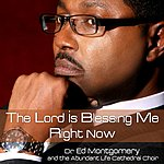 Dr. Ed Montgomery The Lord Is Blessing Me Right Now