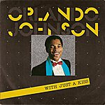 Orlando Johnson With Just A Kiss (2-Track Single)