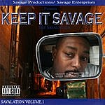 Wizdom Keep It Savage The Salvation (Parental Advisory)