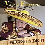 Vicente Fernández Necesito De Ti