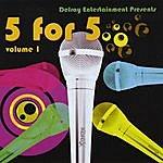 Jason Hendrickson 5 For 5 Volume 1