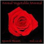 Sputnik Weazel Animal Vegetable Minimal