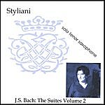 Styliani J.s. Bach: The Suites Volume 2
