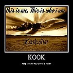 Kook This Is Me, This Is Who I Am - Single
