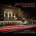 Detroit Symphony Orchestra Rachmaninov, S.: Symphony No. 2 / Vocalise (Detroit Symphony, L. Slatkin)