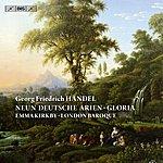 Emma Kirkby Handel, G.f.: 9 German Arias / Trio Sonata, Hwv 392 / Lotti, A.: Missa Sapientiae (Kirkby, London Baroque)