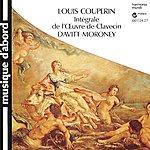 Davitt Moroney Couperin: Complete Harpsichord Works
