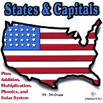 The States Plus; Addition Rap, The Multiplication Song, Phonics And The Solar System