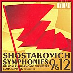 Helsinki Philharmonic Orchestra Shostakovich, D.: Symphonies Nos. 9 And 12 (Helsinki Philharmonic, Depreist)