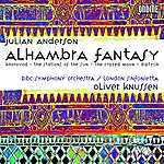 Oliver Knussen Anderson, J.: Alhambra Fantasy / Khorovod / The Stations Of The Sun / The Crazed Moon / Diptych (London Sinfonietta, Bbc Symphony, Knussen)