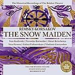 Evgeny Svetlanov Rimsky-Korsakov: The Snow Maiden (Svetlanov)
