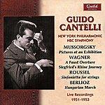 New York Philharmonic Guido Cantelli (1920-1956)