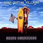 Surf Guitar Villains Retro Americana