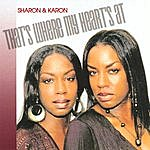 Sharon That's Where My Heart's At - Single