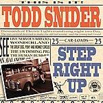 Todd Snider Step Right Up