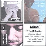 Jonathan Taylor Debut - The Collection.