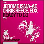 EDX Ready To Go (3-Track Maxi-Single)
