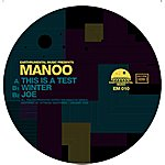Manoo This Is A Test (3-Track Maxi-Single)