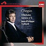 Jean-Philippe Collard Chopin: 4 Ballades Son 3