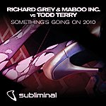 Richard Grey Something's Going On 2010 (3-Track Maxi-Single)