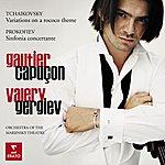Gautier Capuçon Tchaikovsky Rococo Variations Prokofiev Sinfonia Concertante