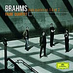 Fauré Quartett Brahms Klavierquartette, Op.25 & Op.60