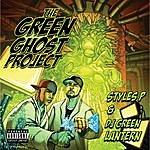 DJ Green Lantern The Green Ghost Project (Parental Advisory)